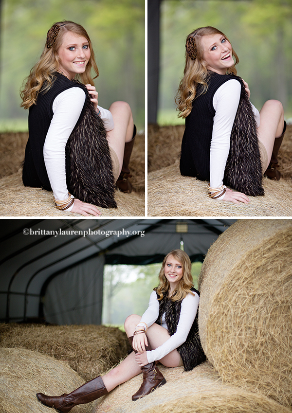 Brittany Lauren Photography Senior Model