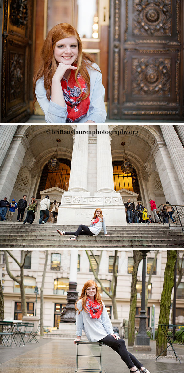 High School Senior Photography Session
