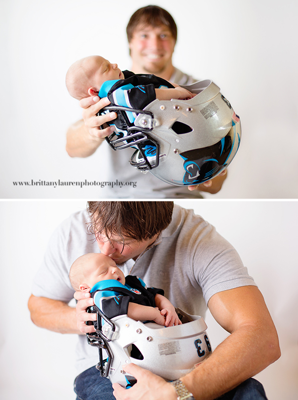 Carolina Panthers, newborn football pictures, Carolina Panthers photographer, Charlotte Newborn Photographer, Charlotte Newborn Photography, Charlotte newborn Portraits, in home newborn session, newborn girl pictures, newborn boy pictures