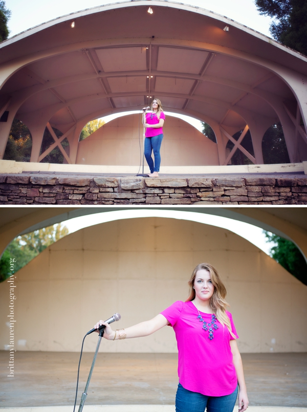 Freedom Park Senior pictures