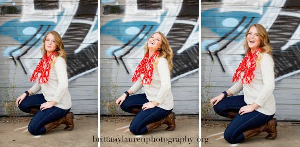 Charlotte high school senior photography