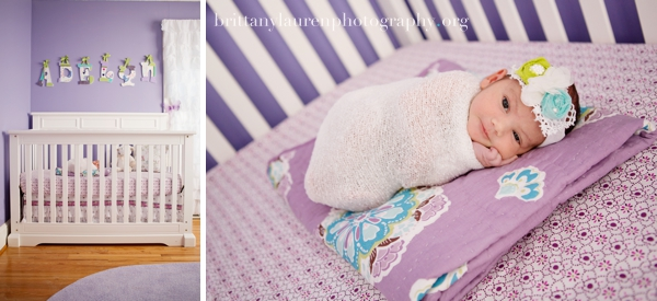 Charlotte newborn baby photography