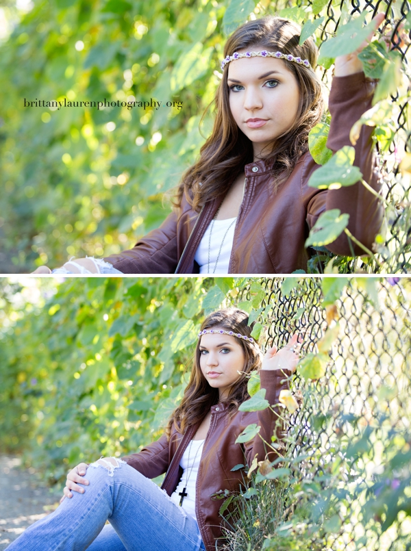 Best Charlotte Senior photos