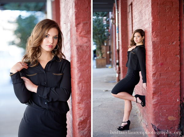 Charlotte professional High School Senior photographer