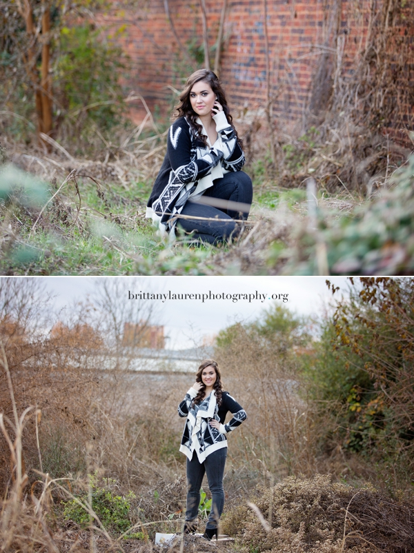 Myers Park Senior pictures