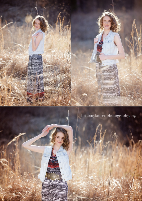 Best Charlotte Senior portraits
