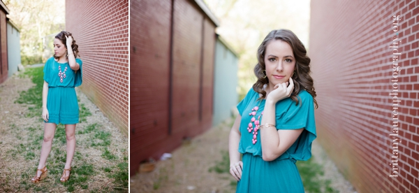 Senior pictures in Noda