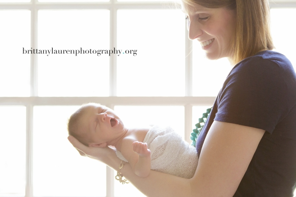 Best Charlotte newborn baby photographer