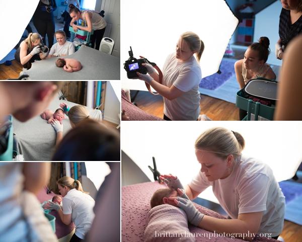 In depth newborn workshop