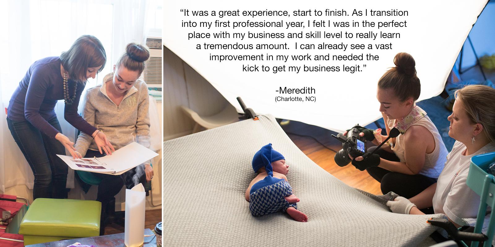 awesome newborn workshop