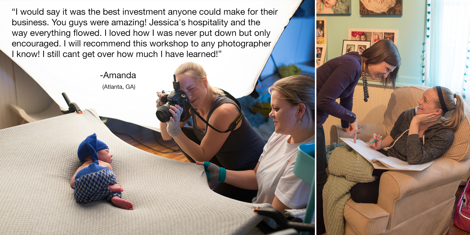 Photography workshop review