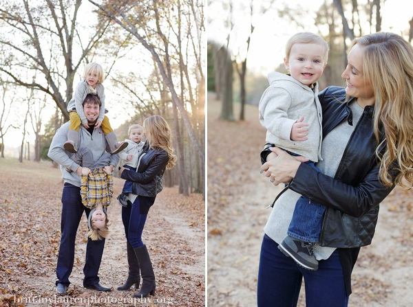 Parents and family outdoor photos