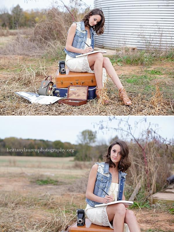 Outdoor Senior Photographs