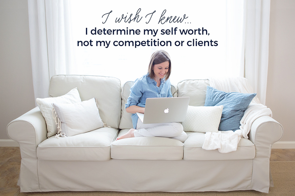 Don't compare your business to others
